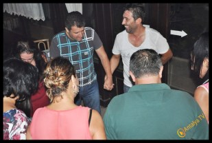 Kıbrıs Ada TV- Tavukçu Show - Burhan Çapraz- Antalya TV- Muhabir Rüya Kürümoğlu- Prens Boran (65)