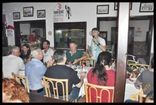 Kıbrıs Ada TV- Tavukçu Show - Burhan Çapraz- Antalya TV- Muhabir Rüya Kürümoğlu- Prens Boran (72)