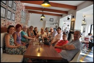 Talya Cafe Bistro- Nuri Alço, Fidan İlteray, Antalya TV, Muhabir Rüya Kürümoğlu (120)