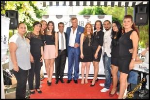 Talya Cafe Bistro- Nuri Alço, Fidan İlteray, Antalya TV, Muhabir Rüya Kürümoğlu (40)
