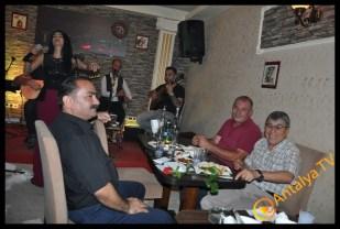 Sıla Türkü Evi'n de Serpil Efe Rüzgarı Esti