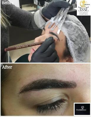 KAlıCı MaKyAJ.#antalya #microblading #mikropigmentasyon #kılteknigi #kaşkontür #eyeliner #eyebrows #dudakkontur