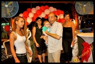 Antalya'da Bir İlk Ahuvan Cafe İddialı Açıldı.