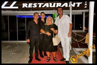 İzz Et Balık Restaurant'- Leyla Ertaş