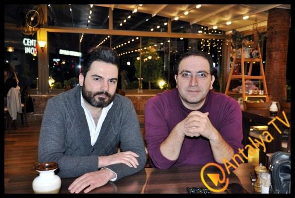 HM Cağ Kebabı Etli Ekmek Salonunda li Aksoy- Mustafa Demirhan