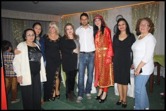 DJ Savaş Akyüz Nur Susan - Nur sultan-  Antalya TV- Anadolu Müzik ve Kültür Derneği (17)