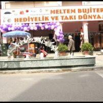 Meltem Bujiteri Hediyelik ve Takı Dünyası- Antalya TV- Muhabir Rüya Kürümoğlu02