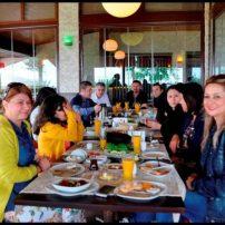 The Lara Landscape Cafe- Sadettin Ersoy- Antalya TV- Muhabir Rüya Kürümoğlu (109)