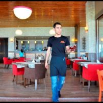 The Lara Landscape Cafe- Sadettin Ersoy- Antalya TV- Muhabir Rüya Kürümoğlu (118)