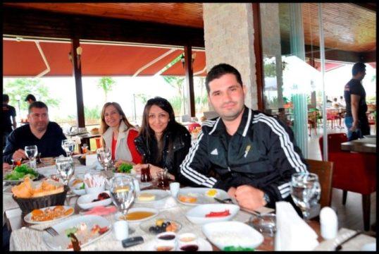 The Lara Landscape Cafe- Sadettin Ersoy-  Antalya TV- Muhabir Rüya Kürümoğlu  (18)