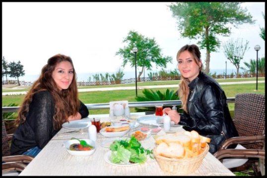 The Lara Landscape Cafe- Sadettin Ersoy-  Antalya TV- Muhabir Rüya Kürümoğlu  (24)