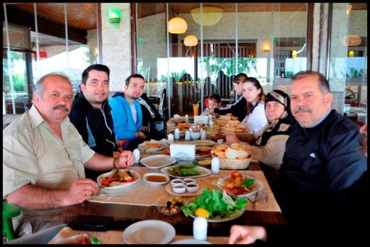The Lara Landscape Cafe- Sadettin Ersoy-  Antalya TV- Muhabir Rüya Kürümoğlu  (27)