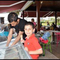 The Lara Landscape Cafe- Sadettin Ersoy- Antalya TV- Muhabir Rüya Kürümoğlu (95)