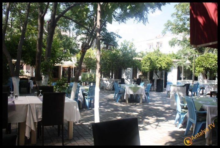 Belek Kaptan Balık  Restaurant- Antalya TV- Muhabir Rüya KÜrümoğlu (117)