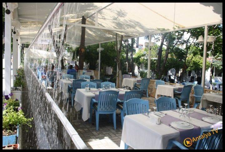 Belek Kaptan Balık  Restaurant- Antalya TV- Muhabir Rüya KÜrümoğlu (146)