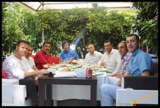 Belek Kaptan Balık  Restaurant- Antalya TV- Muhabir Rüya KÜrümoğlu (174)