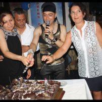 Ömrüm Deniz Restaurant- Prens Boran Doğum Günü- Antalya TV- Muhabir Rüya Kürümoğlu (9)