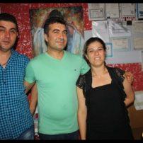 Devecim 01 Adanalı Ocakbaşı- Hanifi Pınar- Ali Balcı- Antalya TV- Muhabir Rüya Kürümoğlu20