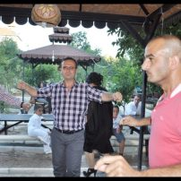 Antalya TV- Ali Aksoy- Hatice Aksoy- Muhabir Rüya Kürümoğlu (63)