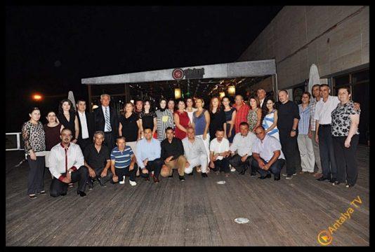 Mutaş İnşaat 29. Yıl dönümünü Giritli Meyhanesinde Kutladı.