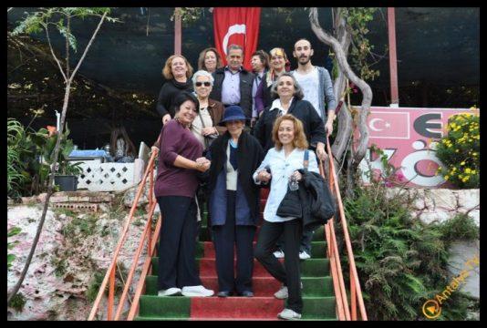 Efsane Tırak Köy Kahvaltısı Fasıl Restaurant- Ali İhsan Eymir- Antalya TV Muhabiri Rüya Kürümoğlu (159)