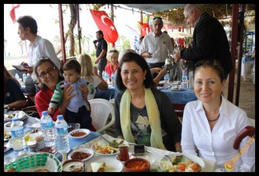 Efsane Tırak Köy Kahvaltısı Fasıl Restaurant- Ali İhsan Eymir- Antalya TV Muhabiri Rüya Kürümoğlu (199)