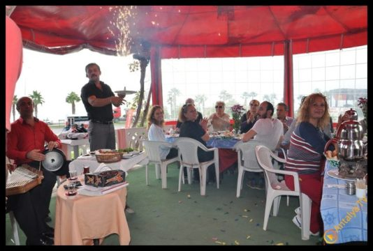 Efsane Tırak Köy Kahvaltısı Fasıl Restaurant- Ali İhsan Eymir- Antalya TV Muhabiri Rüya Kürümoğlu (66)