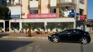 Avcuoğlu Börek Salonu - Serpme Börek Antalya