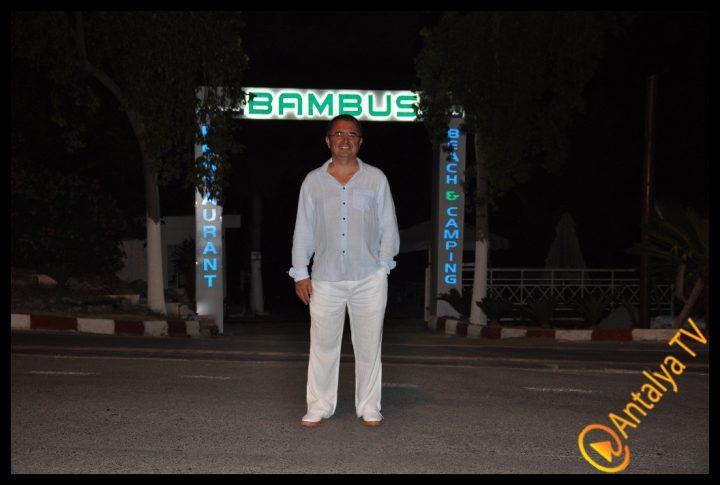 Bambus Beach Restaurant Açıldı (2)