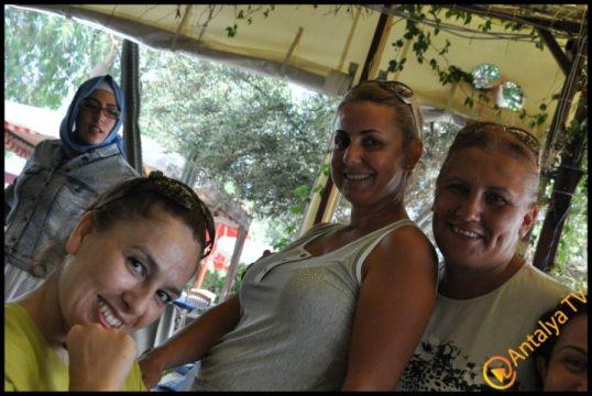 Kadınlar Kulübü Efsane Köy Kahvaltısı'nda (20)