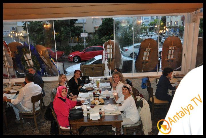 Porte Et Restaurant Açıldı.. (254)