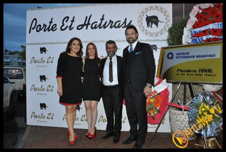 Porte Et Restaurant Açıldı.. (291)