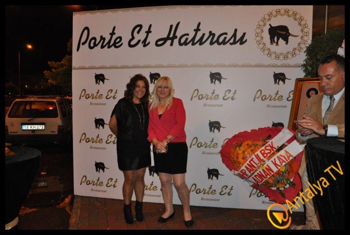 Porte Et Restaurant Açıldı.. (361)