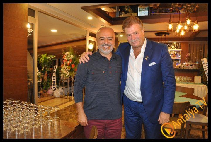 Porte Et Restaurant Açıldı.. (521)