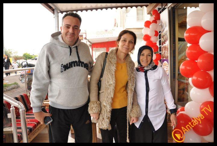 Nar Çiçeği Unlu Mamülleri Kepez'de Açıldı.. (52)
