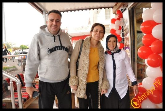 Nar Çiçeği Unlu Mamülleri Kepez'de Açıldı.. (