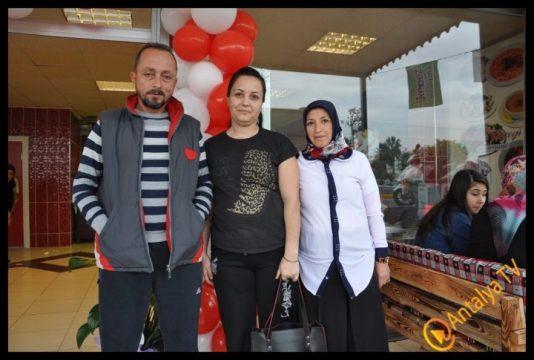 Nar Çiçeği Unlu Mamülleri Kepez'de Açıldı.. (91)
