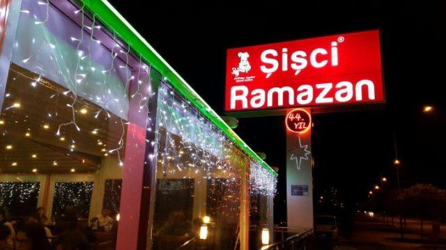 Şişçi Ramazan Uncalı Şubesi Antalya Şiş Köfte Piyaz Kabak Tatlısı (26)