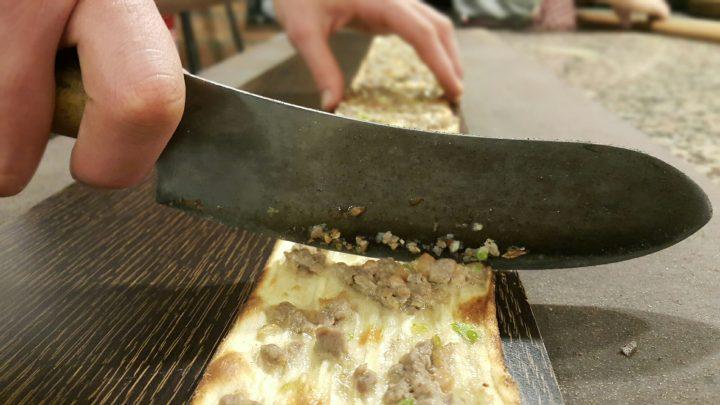 Etli ekmek – Nasreddin Restaurant Antalya