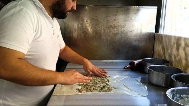 Serpme börek nasıl yapılır – 0242 2484624 İnci Börek Antalya Serpme Börek