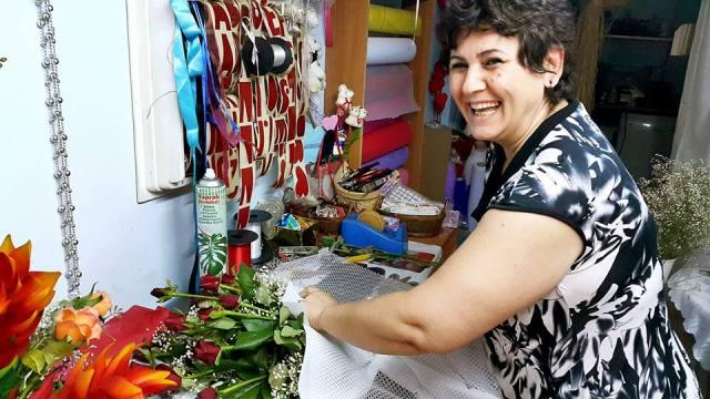 Antalya Işıklarda Çiçekçi - 0538 9692901 Gülşen Çiçek Evi (27)