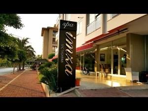 Antalya Kuaför ve Spa Merkezi 0242 2289299 Saç Tasarımı Cilt Bakımı Saç Kesimi Ombre Röfle