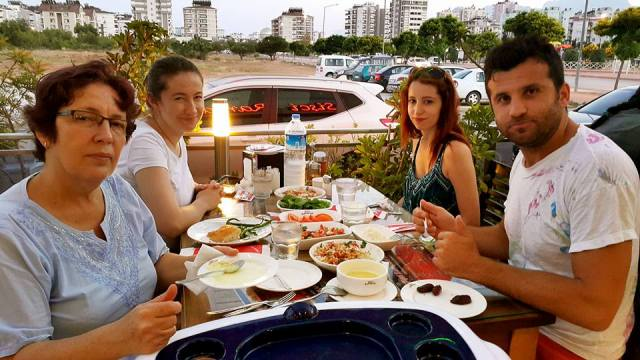 Şişçi Ramazan Uncalı 0242 228 8200  Restoranlar Konyaaltı Paket Servis Antalya Şiş Köfte Piyaz  (14)
