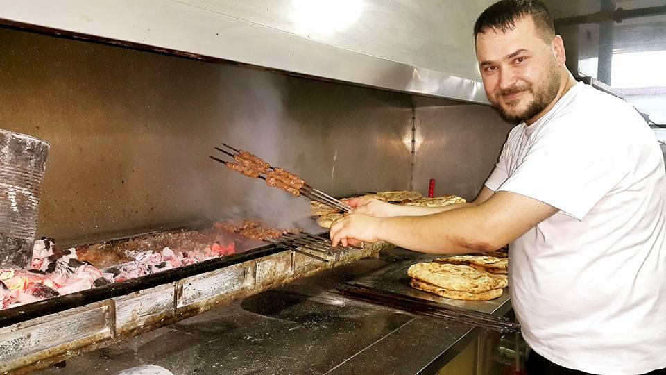 Şişçi Ramazan Uncalı 0242 228 8200  Restoranlar Konyaaltı Paket Servis Antalya Şiş Köfte Piyaz  (4) hilmi sakar