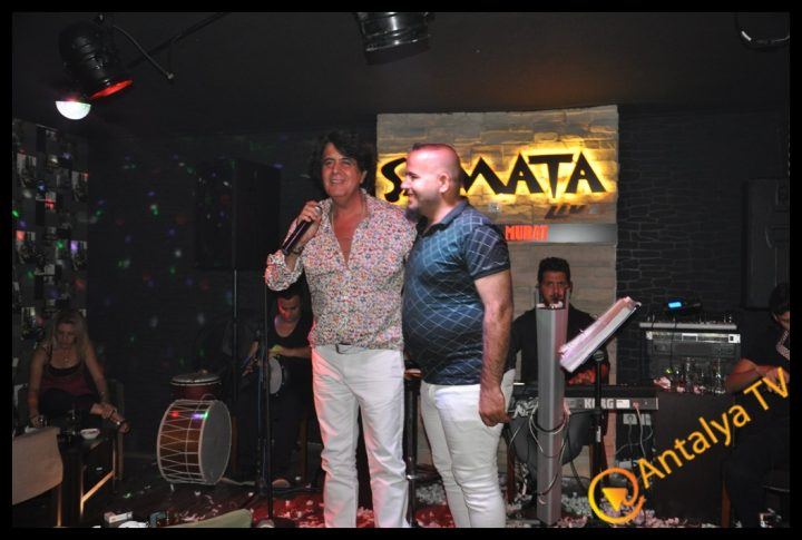 Showmen Murat – Antalya Solist Ali Yüksel