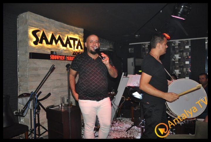 Showmen Murat Şamata Live'da (12)