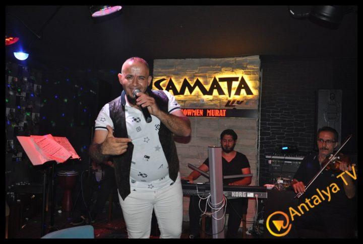 Showmen Murat Şamata Live'da (41)