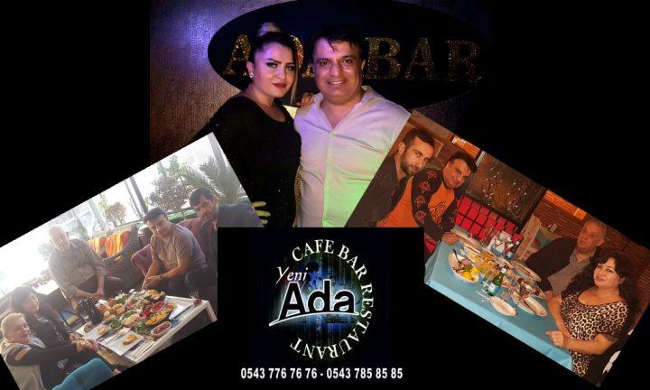 Alihan Ada Bar'da Sevenleri ile Buluştu…