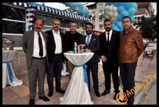 Antalya Semiz Balık Evi - (463) 228 08 07