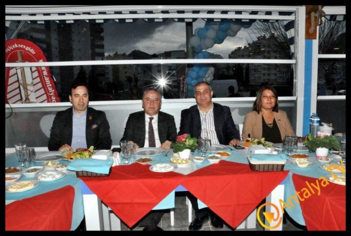 Antalya Semiz Balık Evi – (521) 228 08 07